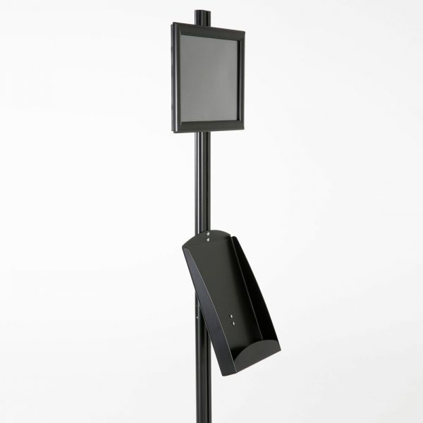 free-standing-stand-in-black-color-with-1-x-8.5x11-frame-in-portrait-and-landscape-and-1-x-8.5x11-steel-shelf-single-sided-16