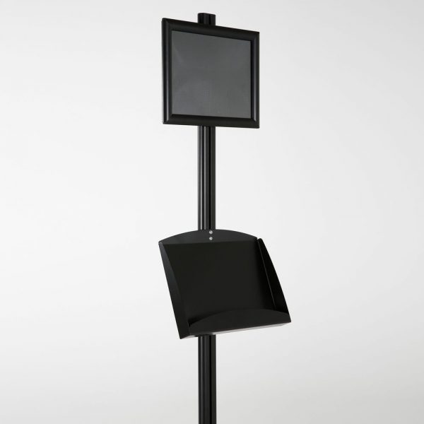 free-standing-stand-in-black-color-with-1-x-8.5x11-frame-in-portrait-and-landscape-and-2-x-5.5x8.5-steel-shelf-single-sided-10