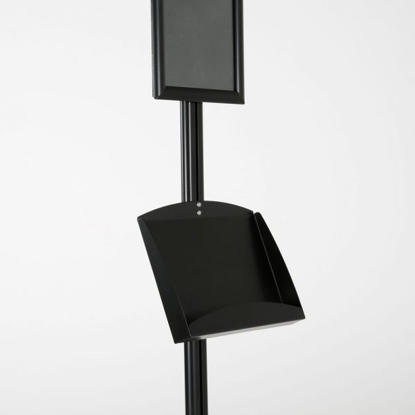free-standing-stand-in-black-color-with-1-x-8.5x11-frame-in-portrait-and-landscape-and-2-x-5.5x8.5-steel-shelf-single-sided-15