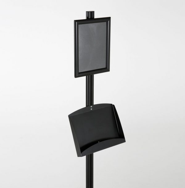 free-standing-stand-in-black-color-with-1-x-8.5x11-frame-in-portrait-and-landscape-and-2-x-5.5x8.5-steel-shelf-single-sided-16