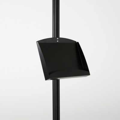 free-standing-stand-in-black-color-with-1-x-8.5x11-frame-in-portrait-and-landscape-and-2-x-5.5x8.5-steel-shelf-single-sided-9