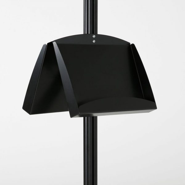 free-standing-stand-in-black-color-with-2-x-11X17-frame-in-portrait-and-landscape-and-2-x-5.5x8.5-steel-shelf-double-sided-13