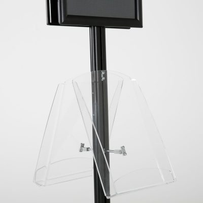 free-standing-stand-in-black-color-with-2-x-11X17-frame-in-portrait-and-landscape-and-2-x-8.5x11-clear-shelf-in-acrylic-double-sided-13