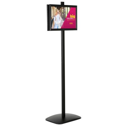 free-standing-stand-in-black-color-with-2-x-11x17-frame-in-portrait-and-landscape-position-double-sided-4