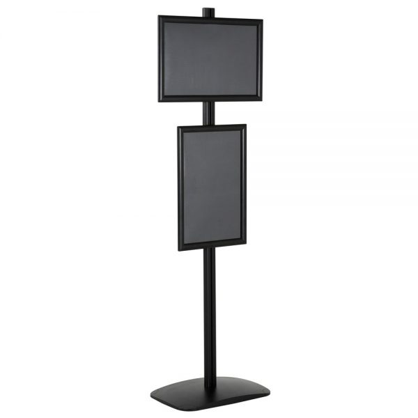 free-standing-stand-in-black-color-with-2-x-11x17-frame-in-portrait-and-landscape-position-single-sided-16