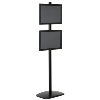 free-standing-stand-in-black-color-with-2-x-11x17-frame-in-portrait-and-landscape-position-single-sided-6
