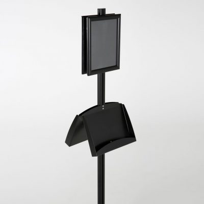 free-standing-stand-in-black-color-with-2-x-8.5x11-frame-in-portrait-and-landscape-and-2-2-x-5.5x8.5-steel-shelf-double-sided-10