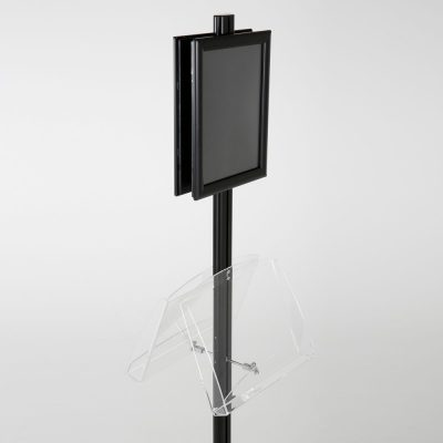 free-standing-stand-in-black-color-with-2-x-8.5x11-frame-in-portrait-and-landscape-and-2-2-x-8.5x11-clear-shelf-in-acrylic-double-sided-11