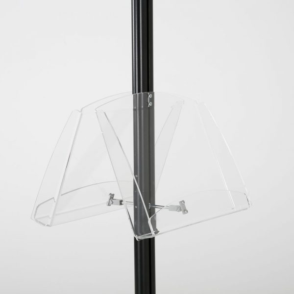 free-standing-stand-in-black-color-with-2-x-8.5x11-frame-in-portrait-and-landscape-and-2-2-x-8.5x11-clear-shelf-in-acrylic-double-sided-7