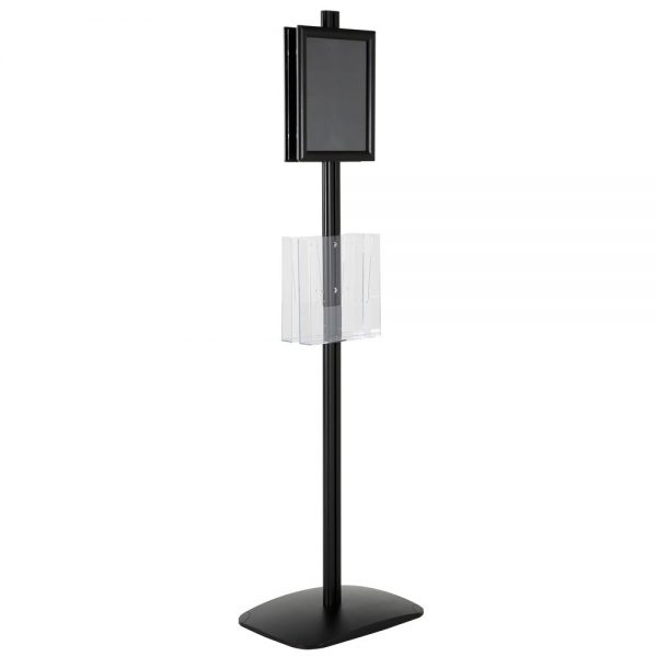 free-standing-stand-in-black-color-with-2-x-8.5x11-frame-in-portrait-and-landscape-and-2-x-8.5x11-clear-pocket-shelf-double-sided-10