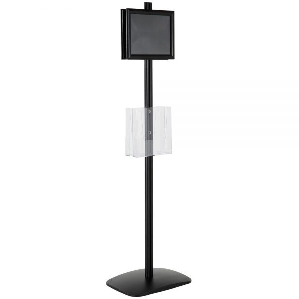 free-standing-stand-in-black-color-with-2-x-8.5x11-frame-in-portrait-and-landscape-and-2-x-8.5x11-clear-pocket-shelf-double-sided-5