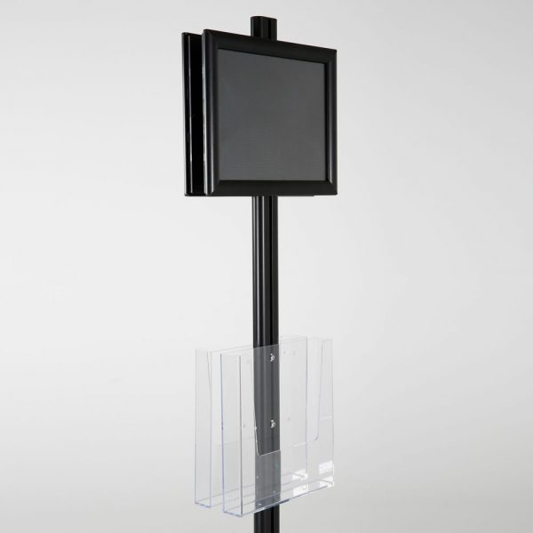 free-standing-stand-in-black-color-with-2-x-8.5x11-frame-in-portrait-and-landscape-and-2-x-8.5x11-clear-pocket-shelf-double-sided-9