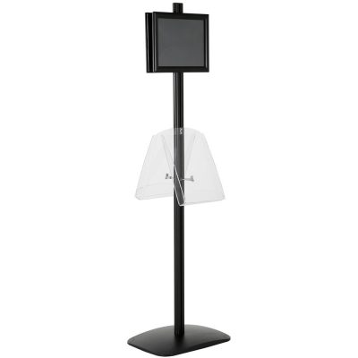 free-standing-stand-in-black-color-with-2-x-8.5x11-frame-in-portrait-and-landscape-and-2-x-8.5x11-clear-shelf-in-acrylic-double-sided-9