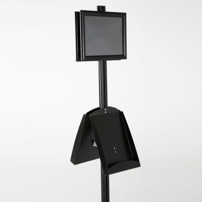 free-standing-stand-in-black-color-with-2-x-8.5x11-frame-in-portrait-and-landscape-and-2-x-8.5x11-steel-shelf-double-sided-14