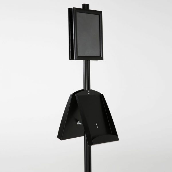 free-standing-stand-in-black-color-with-2-x-8.5x11-frame-in-portrait-and-landscape-and-2-x-8.5x11-steel-shelf-double-sided-7