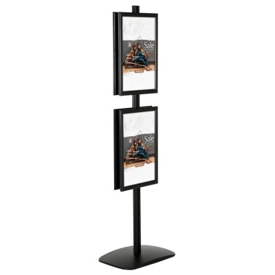 free-standing-stand-in-black-color-with-4-x-11x17-frame-in-portrait-and-landscape-position-double-sided-5