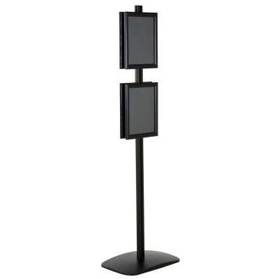 free-standing-stand-in-black-color-with-4-x-8.5x11-frame-in-portrait-and-landscape-position-double-sided-5