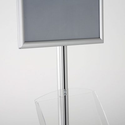free-standing-stand-in-silver-color-with-1-x-11X17-frame-in-portrait-and-landscape-and-1-2-x-8.5x11-clear-shelf-in-acrylic-single-sided-16