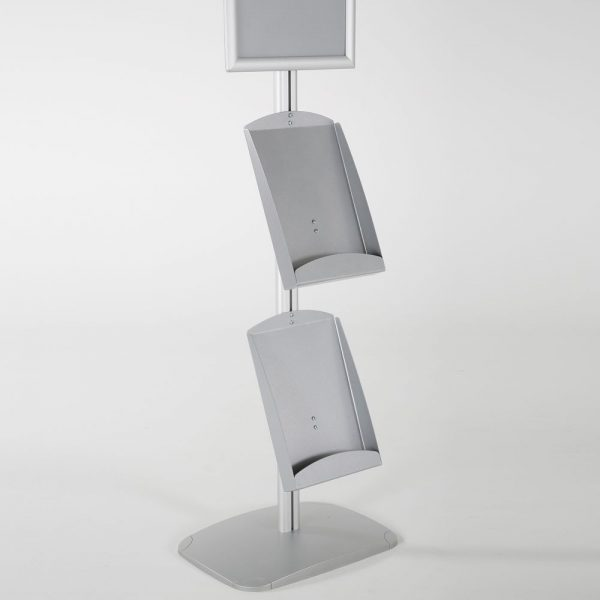 free-standing-stand-in-silver-color-with-1-x-11X17-frame-in-portrait-and-landscape-and-2-x-8.5x11-steel-shelf-single-sided-15