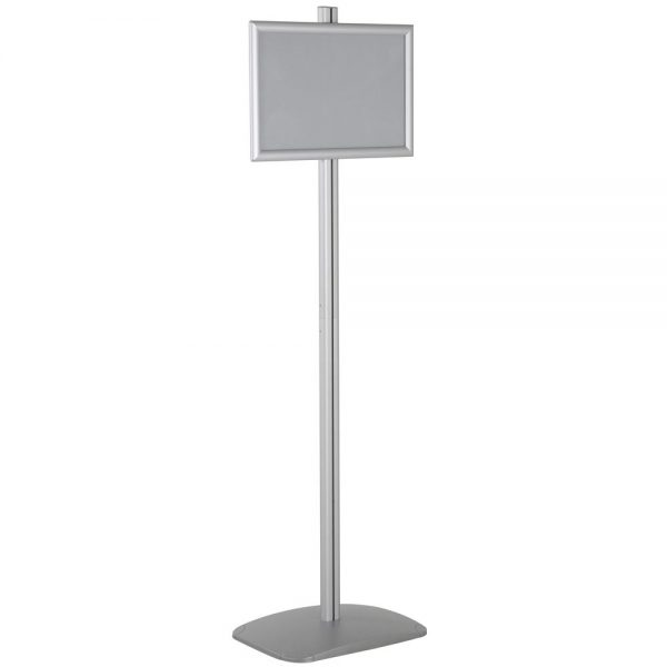 free-standing-stand-in-silver-color-with-1-x-11x17-frame-in-portrait-and-landscape-position-single-sided-11