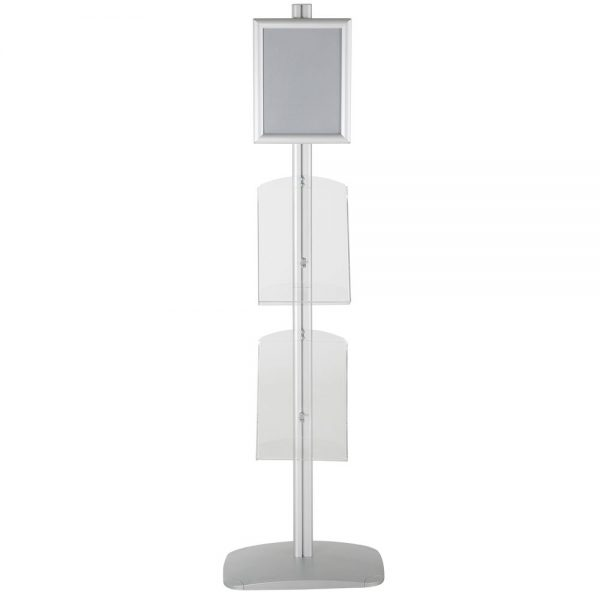 free-standing-stand-in-silver-color-with-1-x-8.5X11-frame-in-portrait-and-landscape-and-2-x-8.5x11-clear-shelf-in-acrylic-single-sided-9