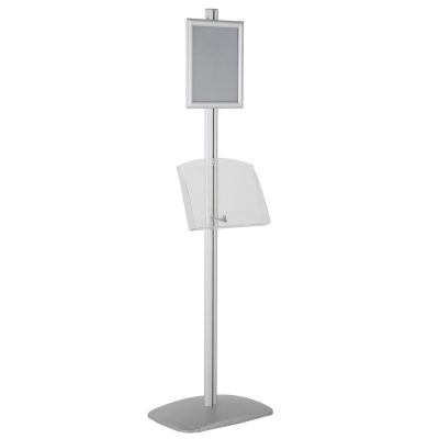 free-standing-stand-in-silver-color-with-1-x-8.5x11-frame-in-portrait-and-landscape-and-1-2-x-8.5x11-clear-shelf-in-acrylic-single-sided-6