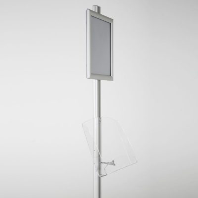free-standing-stand-in-silver-color-with-1-x-8.5x11-frame-in-portrait-and-landscape-and-1-2-x-8.5x11-clear-shelf-in-acrylic-single-sided-9