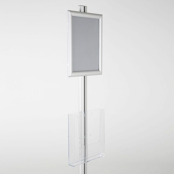 free-standing-stand-in-silver-color-with-1-x-8.5x11-frame-in-portrait-and-landscape-and-1-x-8.5x11-clear-pocket-shelf-single-sided-14