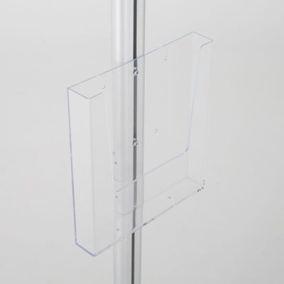 free-standing-stand-in-silver-color-with-1-x-8.5x11-frame-in-portrait-and-landscape-and-1-x-8.5x11-clear-pocket-shelf-single-sided-7