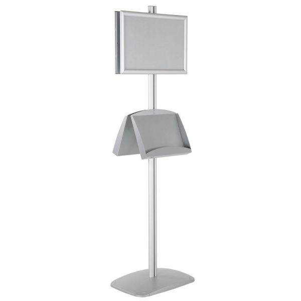 free-standing-stand-in-silver-color-with-2-x-11X17-frame-in-portrait-and-landscape-and-2-x-5.58.5-steel-shelf-double-sided-13