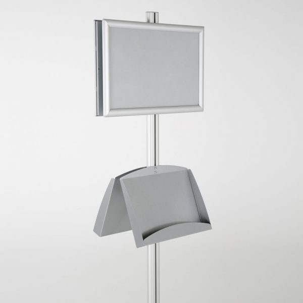 free-standing-stand-in-silver-color-with-2-x-11X17-frame-in-portrait-and-landscape-and-2-x-5.58.5-steel-shelf-double-sided-14