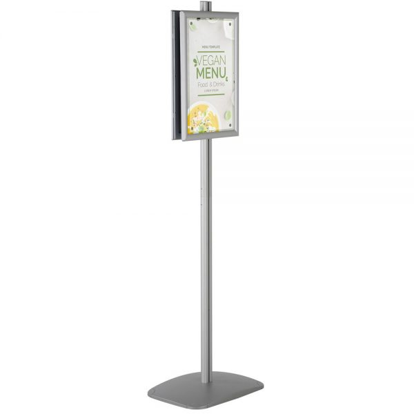 free-standing-stand-in-silver-color-with-2-x-11x17-frame-in-portrait-and-landscape-position-double-sided-4