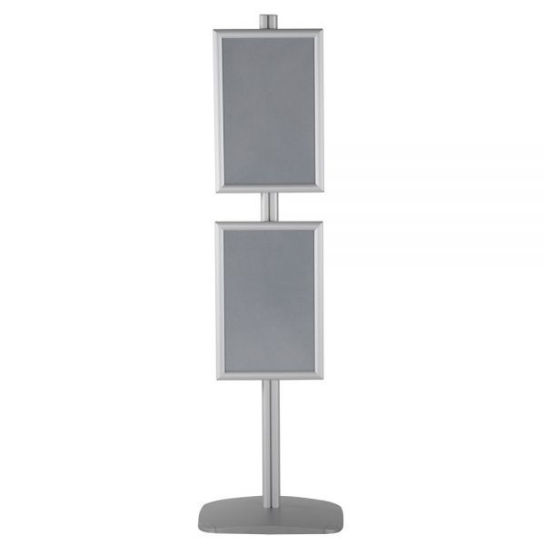 free-standing-stand-in-silver-color-with-2-x-11x17-frame-in-portrait-and-landscape-position-single-sided-10