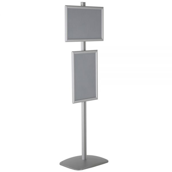free-standing-stand-in-silver-color-with-2-x-11x17-frame-in-portrait-and-landscape-position-single-sided-13