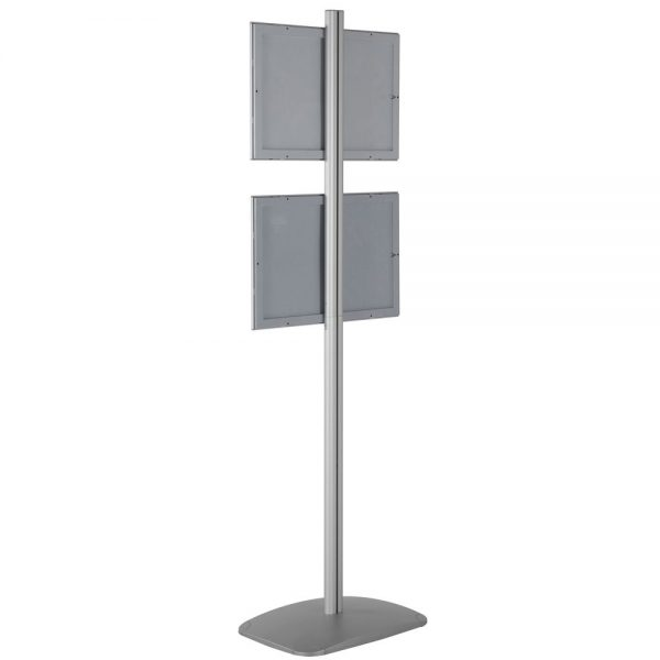 free-standing-stand-in-silver-color-with-2-x-11x17-frame-in-portrait-and-landscape-position-single-sided-14