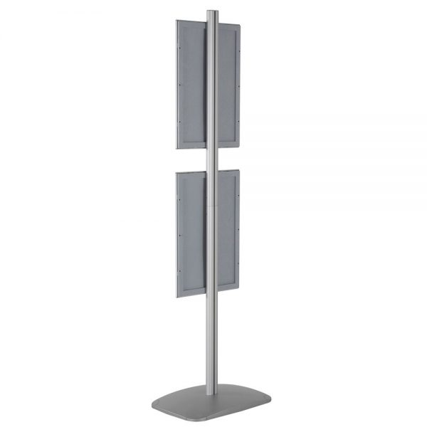 free-standing-stand-in-silver-color-with-2-x-11x17-frame-in-portrait-and-landscape-position-single-sided-15