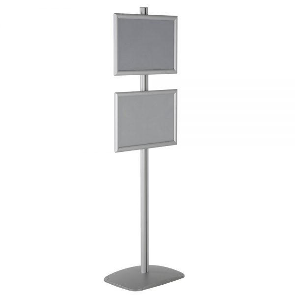 free-standing-stand-in-silver-color-with-2-x-11x17-frame-in-portrait-and-landscape-position-single-sided-6