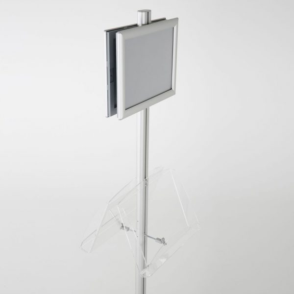 free-standing-stand-in-silver-color-with-2-x-8.5x11-frame-in-portrait-and-landscape-and-2-2-x-8.5x11-clear-shelf-in-acrylic-double-sided-14