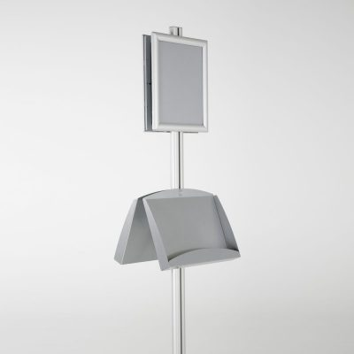 free-standing-stand-in-silver-color-with-2-x-8.5x11-frame-in-portrait-and-landscape-and-2-x-5.5x8.5-steel-shelf-double-sided-7