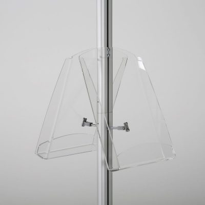 free-standing-stand-in-silver-color-with-2-x-8.5x11-frame-in-portrait-and-landscape-and-2-x-8.5x11-clear-shelf-in-acrylic-double-sided-7