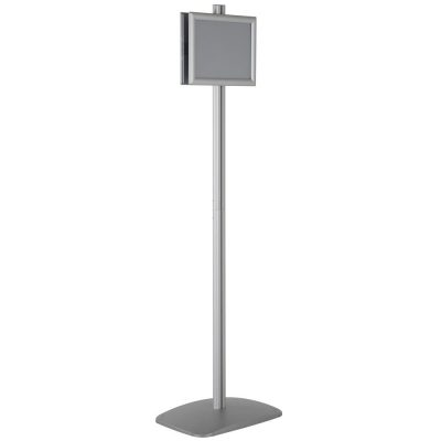 free-standing-stand-in-silver-color-with-2-x-8.5x11-frame-in-portrait-and-landscape-position-double-sided-11