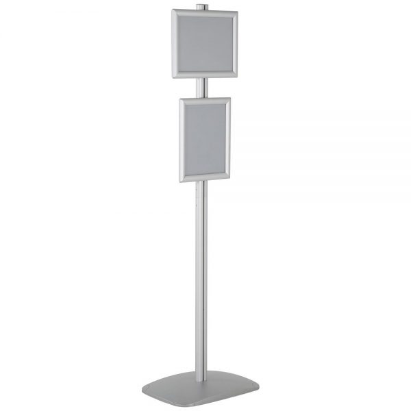 free-standing-stand-in-silver-color-with-2-x-8.5x11-frame-in-portrait-and-landscape-position-single-sided-12