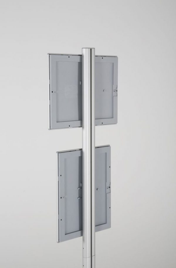 free-standing-stand-in-silver-color-with-2-x-8.5x11-frame-in-portrait-and-landscape-position-single-sided-14