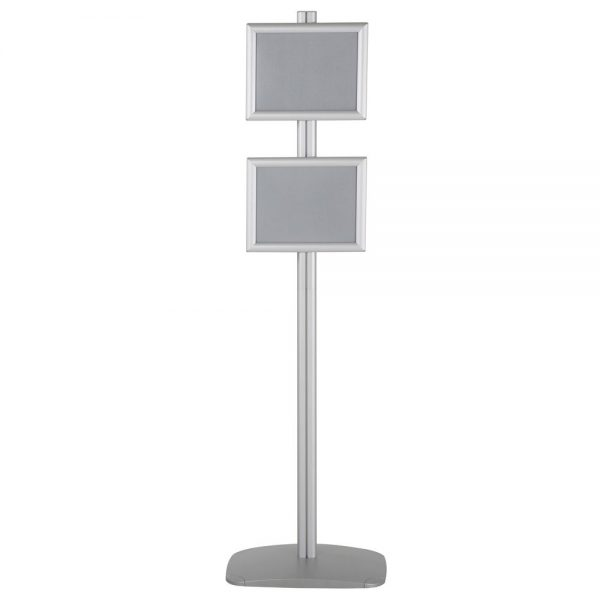 free-standing-stand-in-silver-color-with-2-x-8.5x11-frame-in-portrait-and-landscape-position-single-sided-16