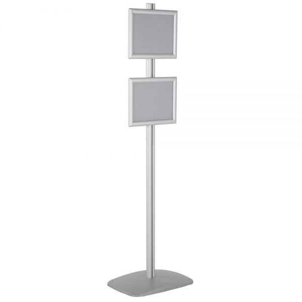 free-standing-stand-in-silver-color-with-2-x-8.5x11-frame-in-portrait-and-landscape-position-single-sided-17