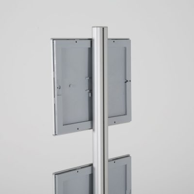 free-standing-stand-in-silver-color-with-2-x-8.5x11-frame-in-portrait-and-landscape-position-single-sided-19