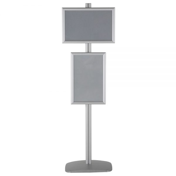 free-standing-stand-in-silver-color-with-4-x-11x17-frame-in-portrait-and-landscape-position-double-sided-13