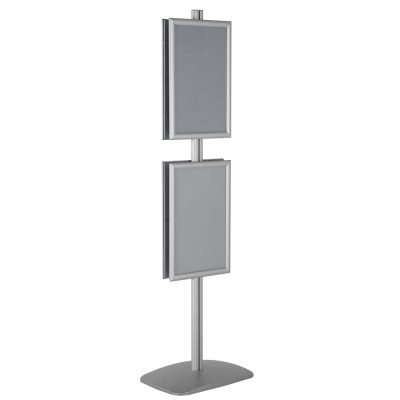 free-standing-stand-in-silver-color-with-4-x-11x17-frame-in-portrait-and-landscape-position-double-sided-7
