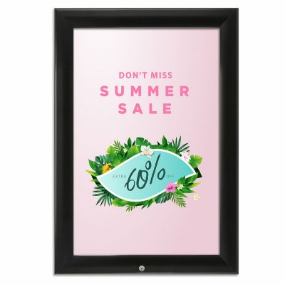 11x17-lockable-weatherproof-snap-poster-frame-1-38-inch-black-mitred-profile1