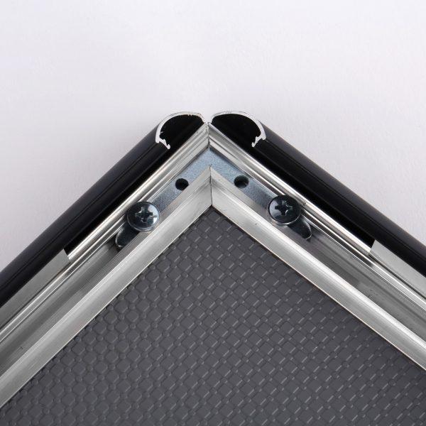 14x22-snap-poster-frame-1-inch-black-profile-mitred-corner3